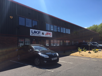 UKF Stainless and UKF Group offices in Bromsgrove